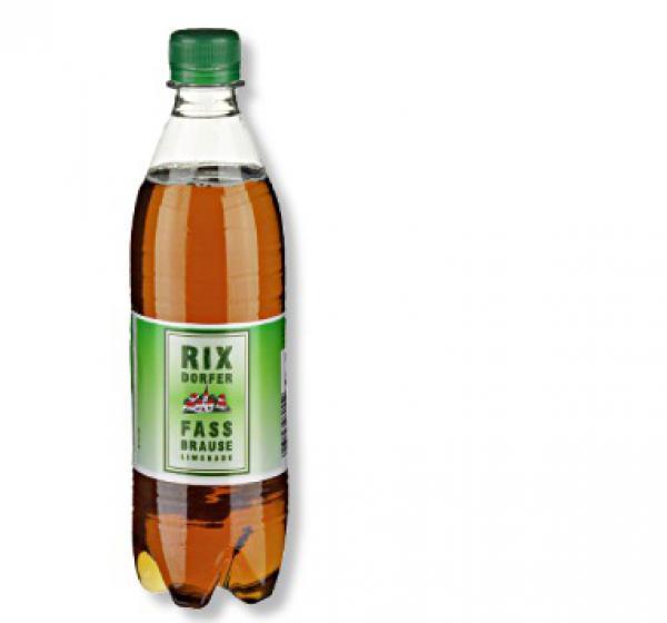 Flasche Rixdorfer Fassbrause